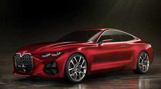 2021 BMW 4 Series 最快将在6月正式登场,拥有48V 轻度混动系统加持
