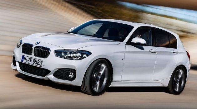 BMW F20 118i ,一个可以完成你宝马梦的车款