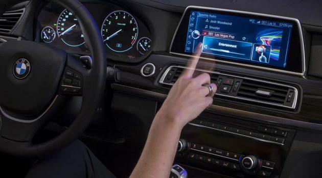 Touch Screen HU 可能会影响驾驶者的专注度