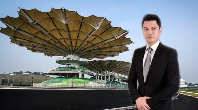 Sepang International Circuit 迎来新掌舵人,Azhan Shafriman Hanif 出任首席执行官