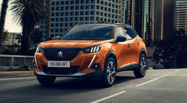 Peugeot 2008 大改款或将在今年引进我国市场