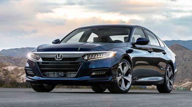 Honda Accord 历史回顾,一款全球知名的四门房车