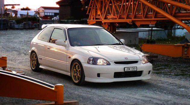 全原装复新 Honda Civic Type R EK9 即将登陆我国,开价 RM118,000!