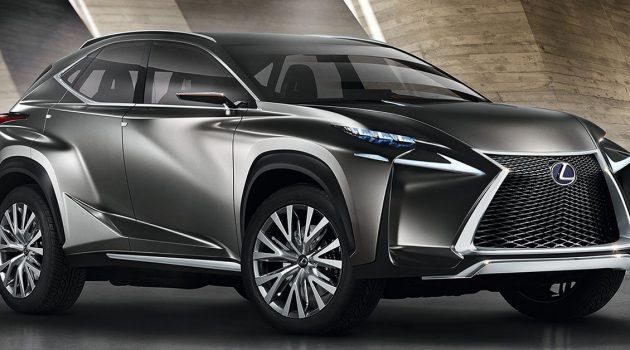 Lexus NX 大改款将会有306 PS的引擎输出!
