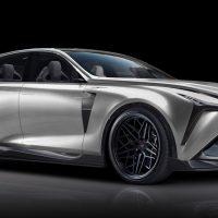 Lexus NX 大改款预计明年登场,或采用14寸中控屏幕
