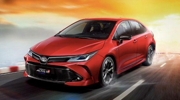 Toyota Corolla GR Sport 登场,操控更上一层楼
