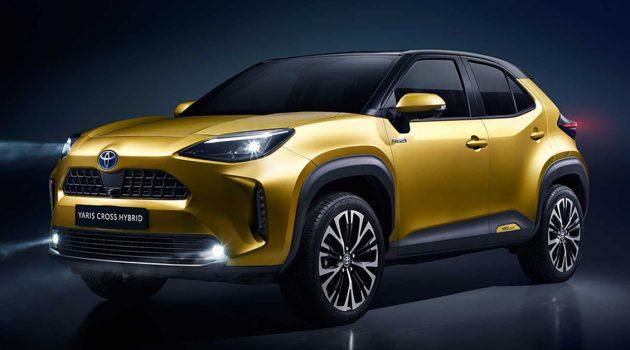 Toyota Yaris Cross 正式发表,未来有机会引进我国