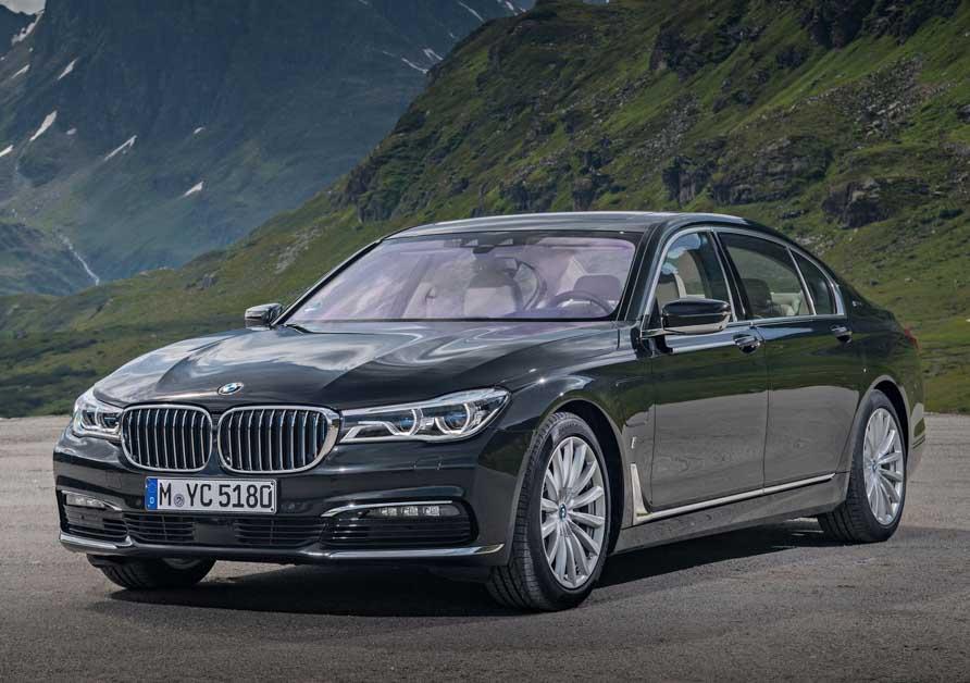 宝马豪华轿车_超值二手豪华房车:BMW 740Le | automachi.com
