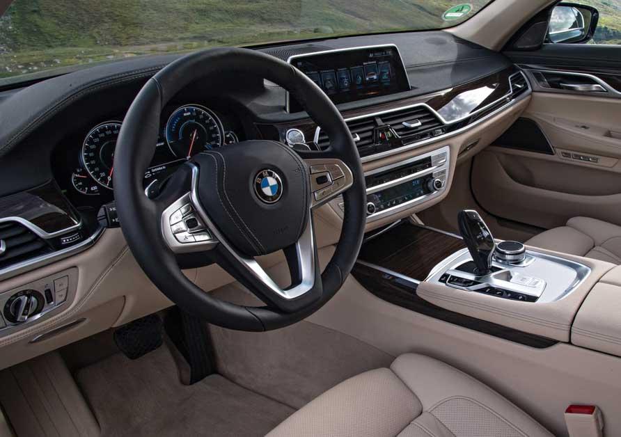 超值二手豪华房车:BMW 740Le