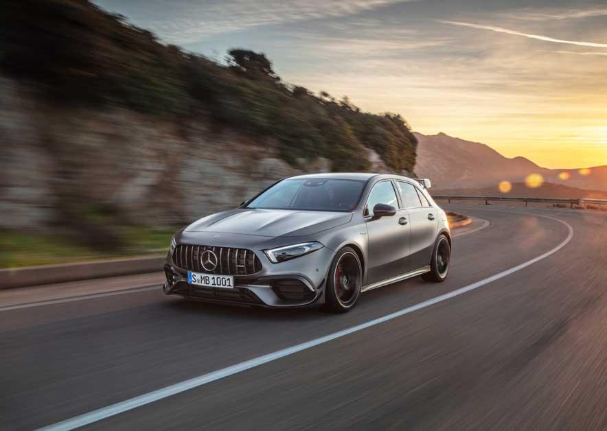 Mercedes-AMG A45 S 正式公开预定,地表最强钢炮即将登陆我国市场?