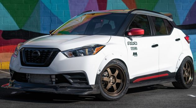 2020 Nissan Kicks 将会获得1.3L涡轮增压引擎