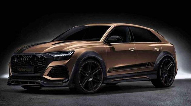 Audi RS Q8 By Manhart,一辆887Hp/1,080Nm 的 SUV
