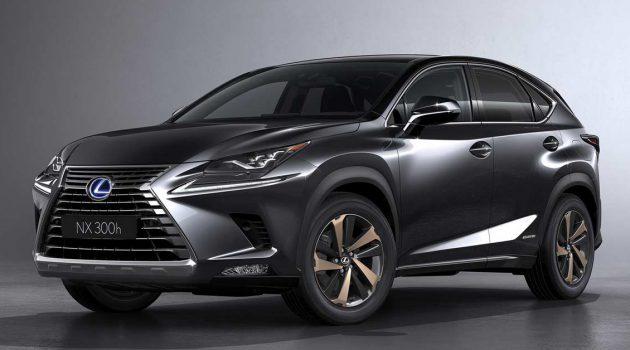 新一代 Lexus NX 或将在2021年登场,采用 TNGA 底盘以及 PHEV 混动引擎
