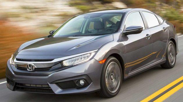 最超值二手车推荐:Honda Civic 1.8S