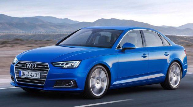最超值二手车:2016 Audi A4 B9