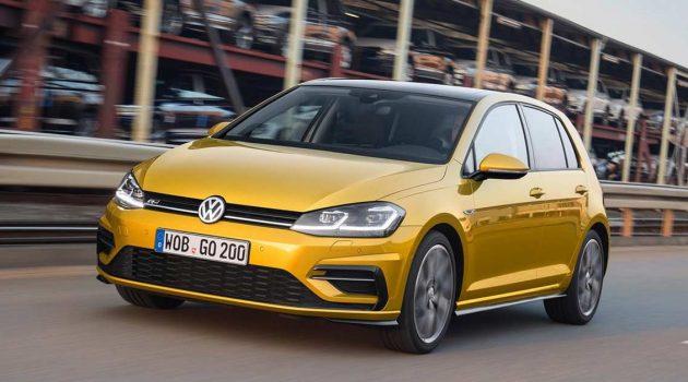 Volkswagen Golf 1.4TSI R-Line MK7.5 准新车车价只需 RM136,500!