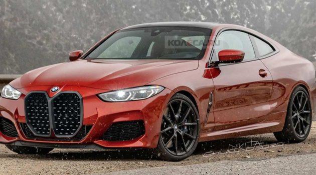 2021 BMW 4 Series 或将在6月发布,搭载3.0L 直列涡轮引擎+48V 轻度混动系统