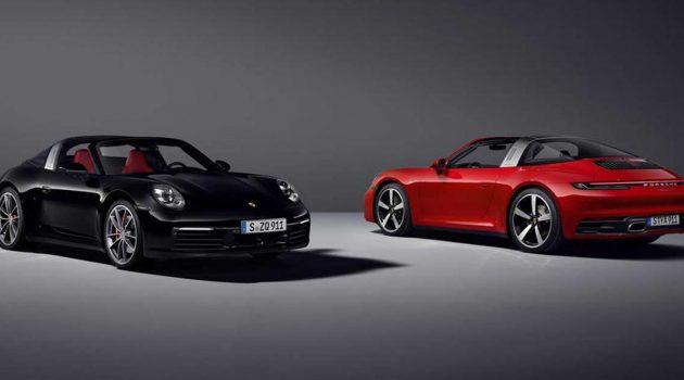 2021 Porsche 911 Targa 4 以及 Targa 4S 正式发布,售价由120万令吉起跳!