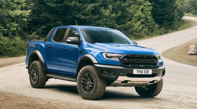 Ford Ranger 未来将导入 PHEV 插电式混动系统