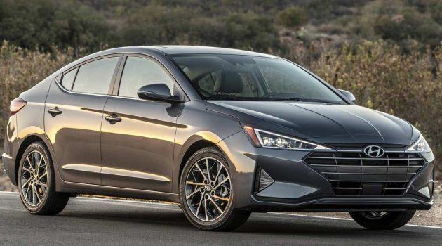 最值得入手的新车:2019 Hyundai Elantra