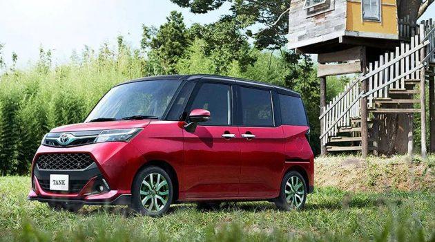 Toyota Tank recon 进军我国市场,售价超过RM 130,000