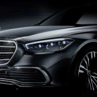 2021 Mercedes-Benz S Class 官图释出,确定将在今年发布