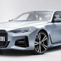 2021 BMW 4 Series 预告释出,确定将在6月2日正式登场!