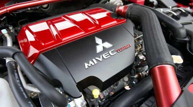 日系经典引擎巡礼,Mitsubishi 4B11T,史上最强的2.0L 涡轮引擎!