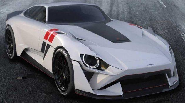 Nissan 官方释出预告,Fairlady Z 确定登场