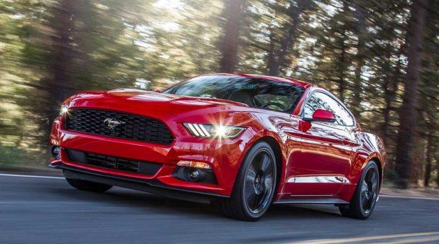 最超值二手跑车:Ford Mustang 2.3 Ecoboost