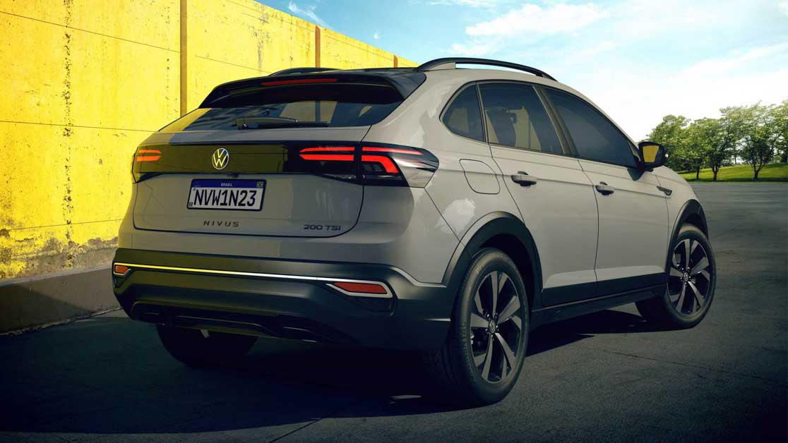 Volkswagen Nivus 小型 Crossover 正式登场,未来或将登陆我国市场?