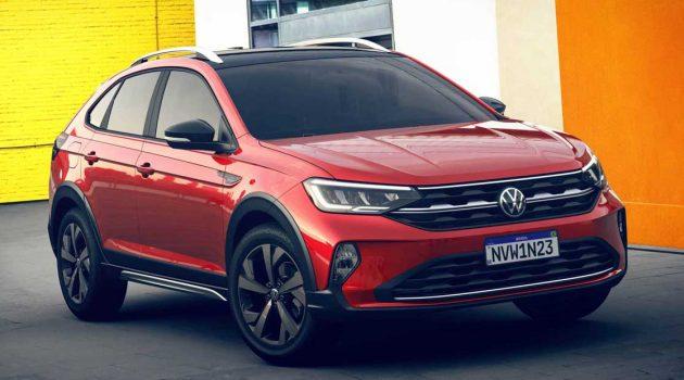 Volkswagen Nivus 正式登场,未来或将登陆我国市场?