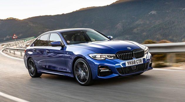 大马市场超值新车: BMW G20 320i