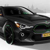 BMW M5 或导入混动技术,化身千匹马力房跑!