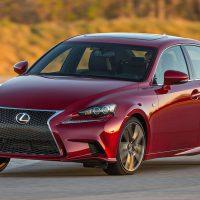 最超值二手车: Lexus IS250 V6