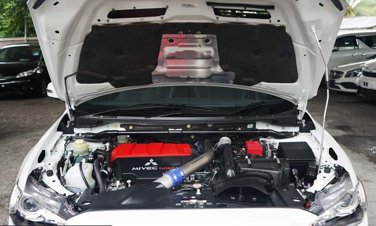 Mitsubishi Evo X Turbo Vs NA 引擎,究竟哪种引擎更好?Final Edition 复新车现身我国!