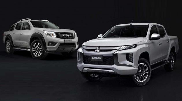 新一代 Mitsubishi Triton 与 Nissan Navara 或成贴牌兄弟?