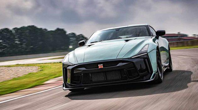 2020 Nissan GT-R50 全球首辆量产版正式出炉