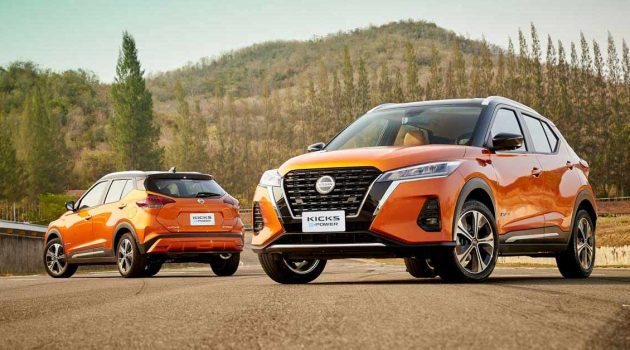 2020 Nissan Kicks 泰国面世,售价 RM 120,650 起跳