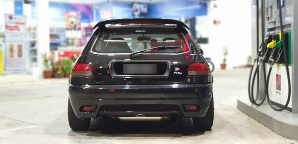 Proton Satria R3 寻找新主人,售价 RM 38,000