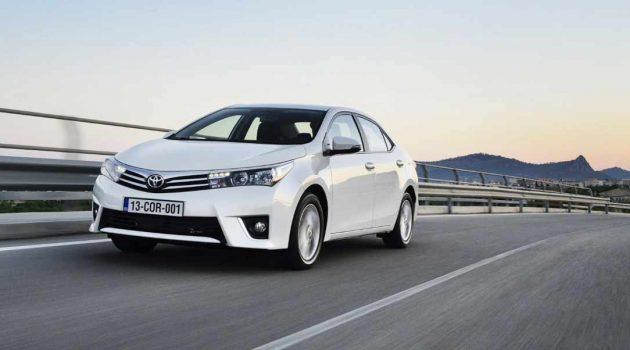 值得考虑二手车: Toyota Corolla Altis E170