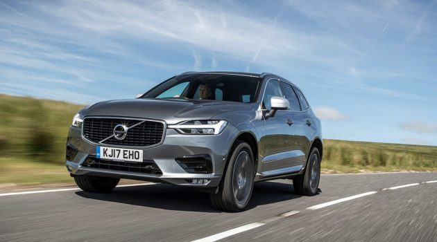 Volvo 正式推行180 km/H最高限速