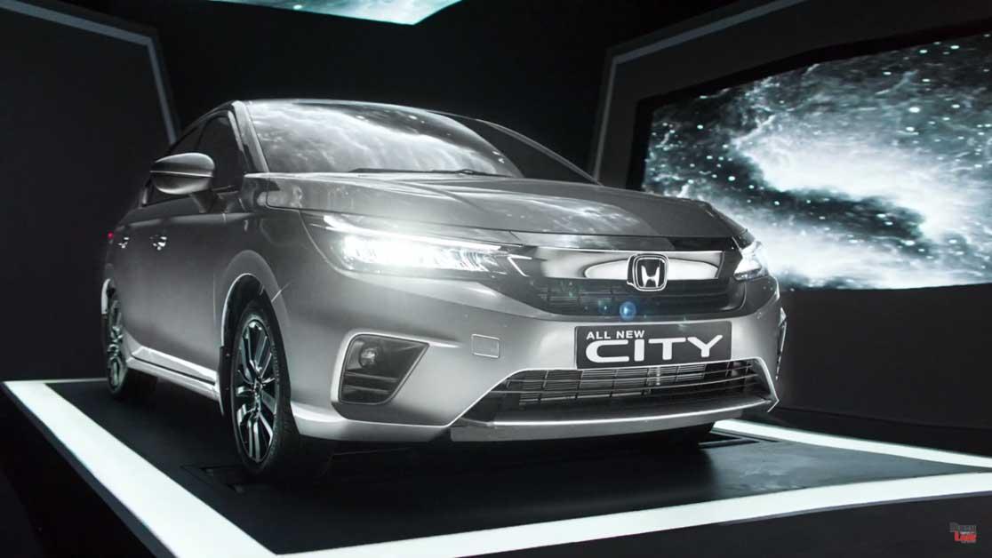 2020 Honda City Malaysia