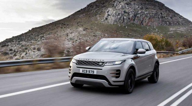 2020 Range Rover Evoque  登陆大马,售价 RM426,828 起跳!
