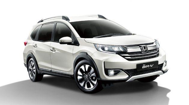 2020 Honda BR-V 正式发表,售价从RM 89,900起跳