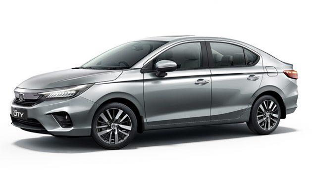 2020 Honda City 印度版规格出炉,确认搭载NA引擎!
