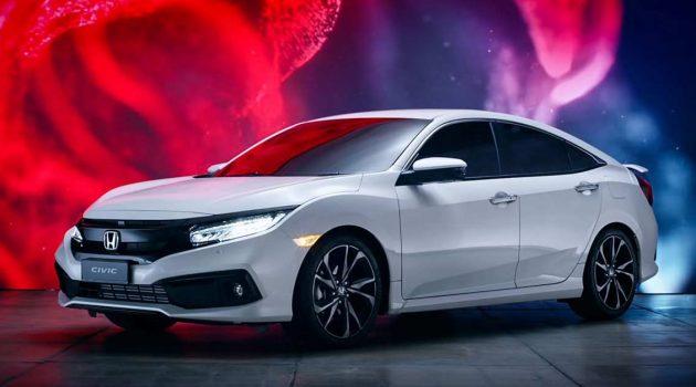 2020 Honda Civic 的五个最佳购买理由!