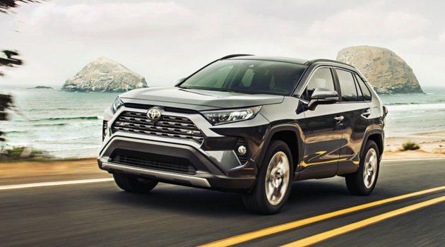 2020 Toyota Rav4 售价从RM 203,880起跳