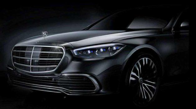 2021 Mercedes-Benz S Class 或将搭载 V12 引擎+4Matic 四驱系统
