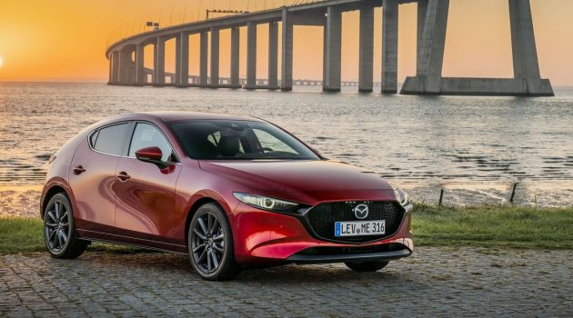 2021 Mazda3 升级版或将获得涡轮增压引擎